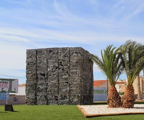 Resultado de imagen de rotonda de los cubos