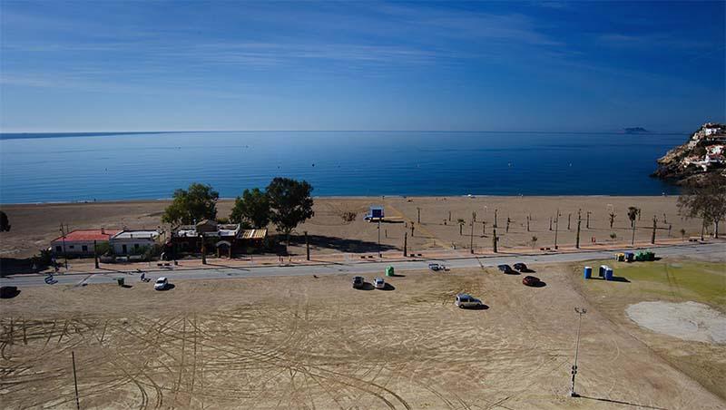 playas de bolnuevo - mejores playas de murcia