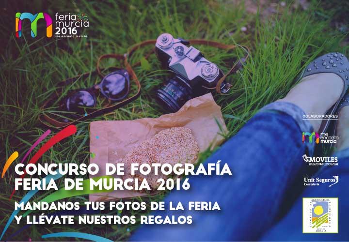 Concurso de fotografia feria de murcia 2016