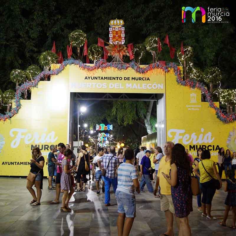 Feria de Murcia 2016 - dia 3