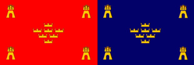 Bandera de la region de murcia