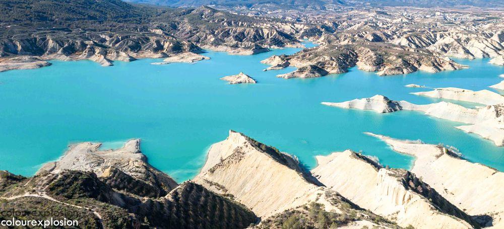 Barranco Gebas y embalse