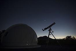 observatorio escapada romantica puerto lumbreras