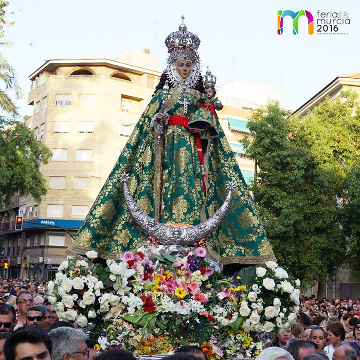La Romeria Pone Fin A La Feria De Murcia Me Encanta Murcia