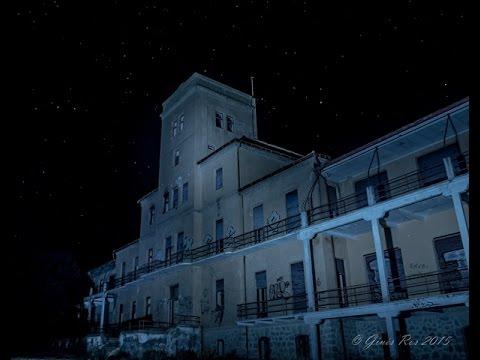 Sanatorio de Sierra Espuña