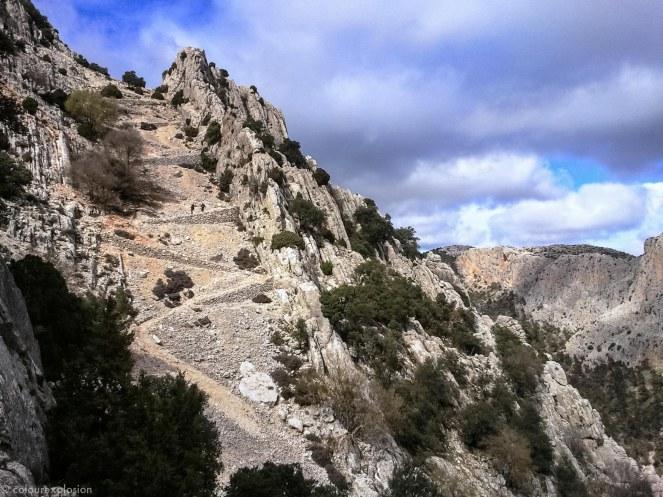 Senda del caracol - Sierra Espuña