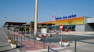 traslado privado aeropuerto san javier