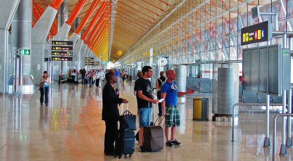 aeropuerto de madrid - taxi
