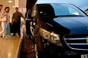 Alquiler de coches con conductor en Murcia